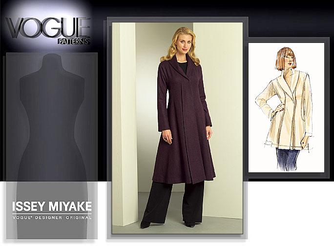 Vogue Patterns MISSES' JACKET 1069