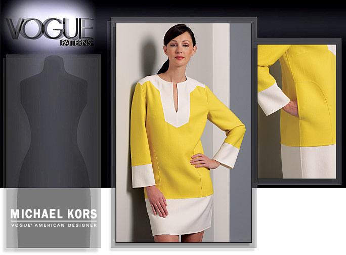 Vogue Patterns MISSES' DRESS 1090