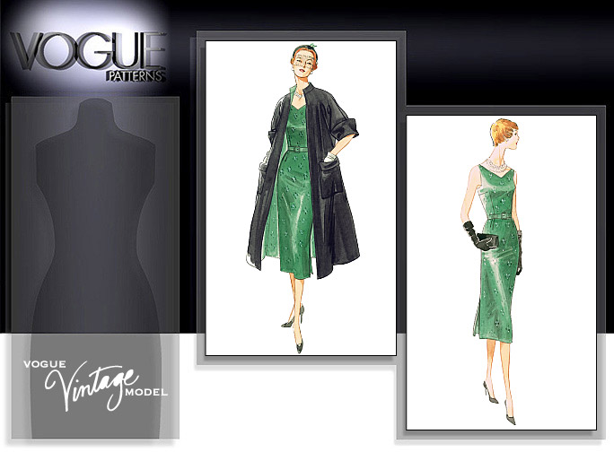 Vogue Patterns JACKET DRESSES 1137