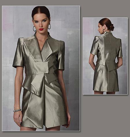 Vogue Patterns Misses' Dress 1155