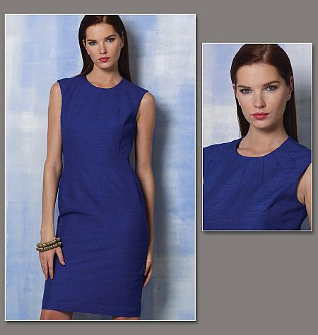 Vogue Patterns Misses' Dress 1156