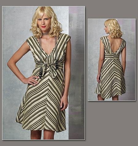 Vogue Patterns Misses' Dress 1158