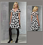 Vogue 1160 Pattern ( Size 6-8-10-12 )