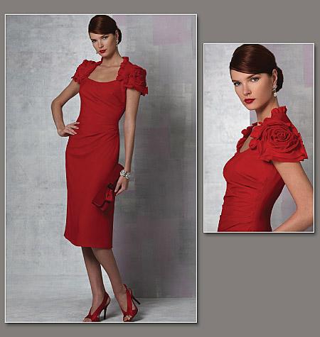Vogue Patterns Misses' Dress 1162