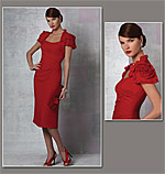 Vogue 1162 Pattern ( Size 6-8-10-12 )