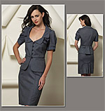 Vogue 1169 Pattern ( Size 6-8-10-12 )
