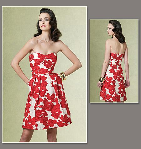 Vogue Patterns Misses' DressMisses' Dress 1174