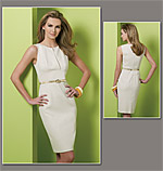 Vogue 1183 Pattern ( Size 6-8-10-12 )