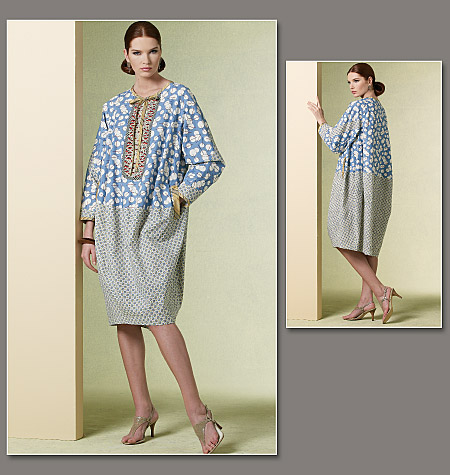 Vogue Patterns Misses' Dress 1187