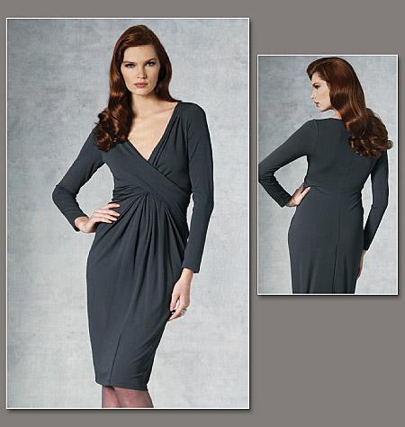 Vogue Patterns Misses' Dress 1191