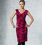 Vogue 1192 Pattern ( Size 8-10-12-14 )