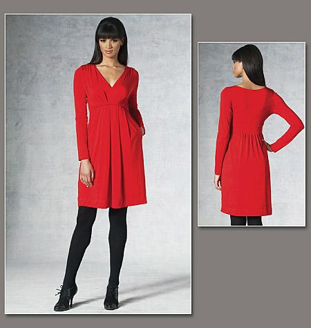 Vogue Patterns Misses' Dress 1194
