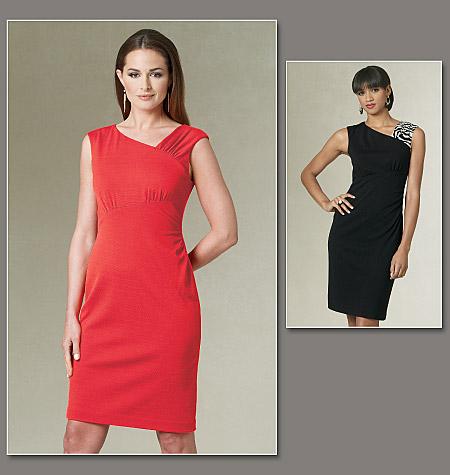 Vogue Patterns Misses' Dress 1205