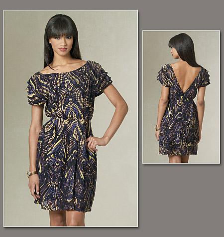 Vogue Patterns Misses' Dress 1207