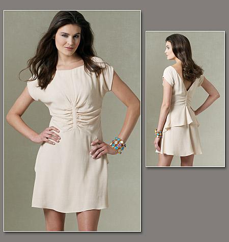 Vogue Patterns Misses' Dress 1209