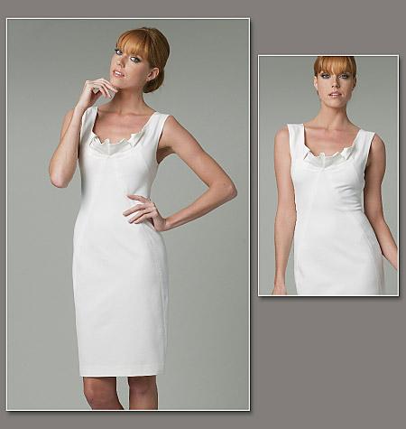 Vogue Patterns misses dress 1218