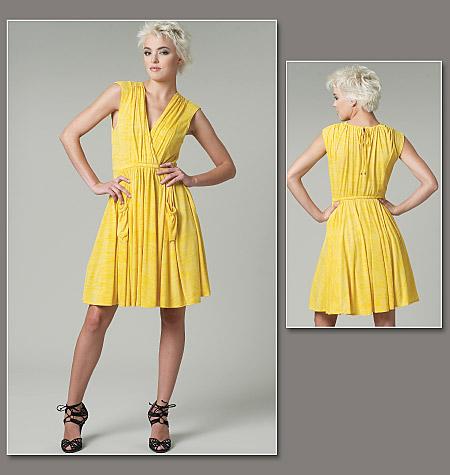 Vogue Patterns misses dress 1225