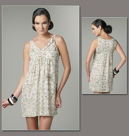 Vogue Patterns misses dress 1229