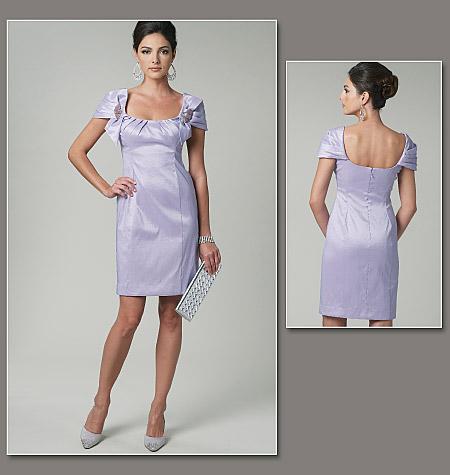 Vogue Patterns misses dress 1230