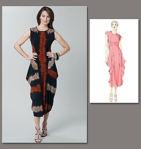 Vogue Patterns Misses' Dress 1234