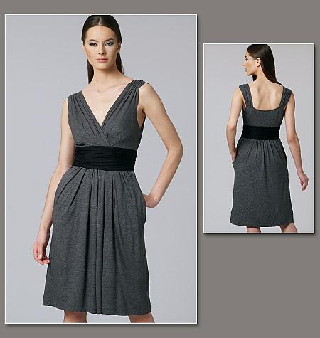 Vogue Patterns Misses' Dress 1235