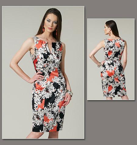 Vogue Patterns Misses' Dress Kay Unger 1241