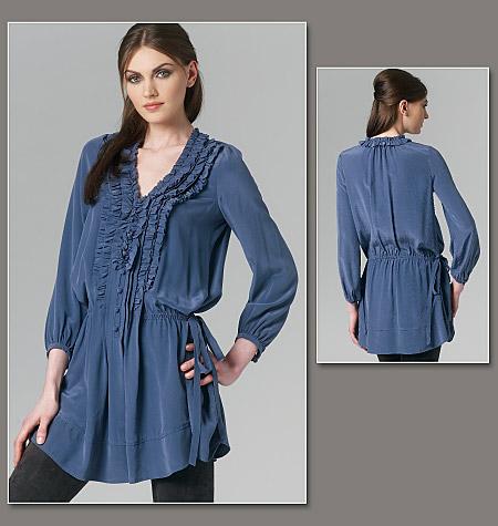 Vogue Patterns Misses' Dress 1255