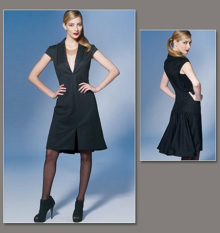 Vogue Patterns Misses Dress 1265