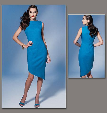Vogue Patterns Misses Dress 1267