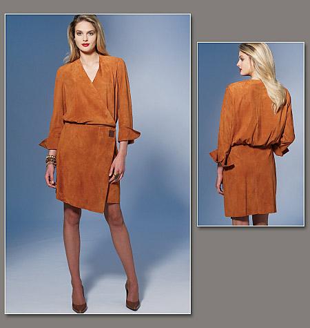 Vogue Patterns Misses Dress 1268