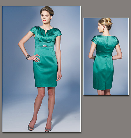 Vogue Patterns Misses Dress 1271