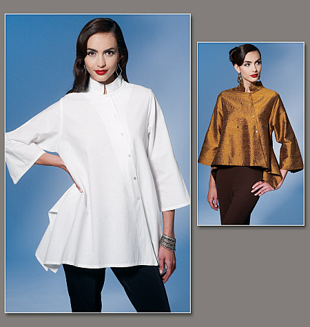 Vogue Patterns Misses Top 1274