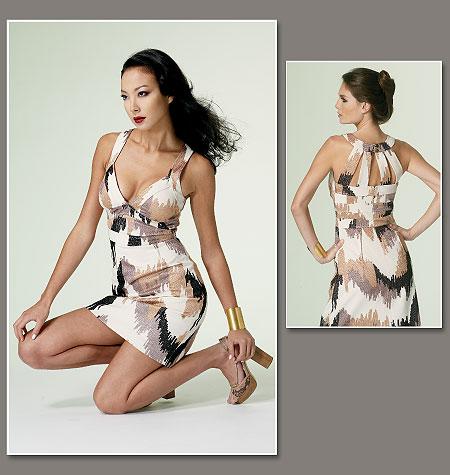 Vogue Patterns Dress 1286