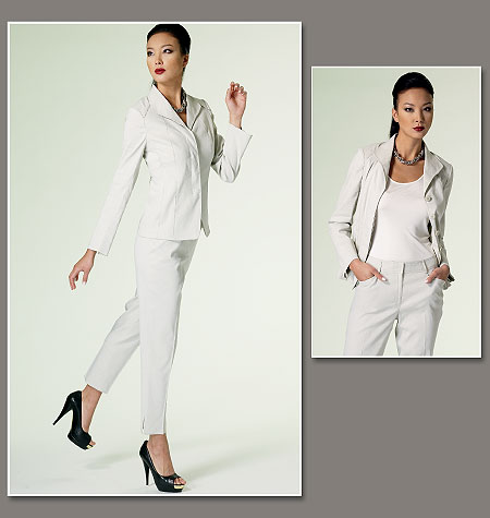 Vogue Patterns Misses Jacket and Pants 1293