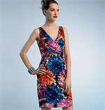 Vogue 1302 Pattern ( Size 6-8-10-12-14 )