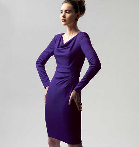 Vogue Patterns Misses Dress 1328