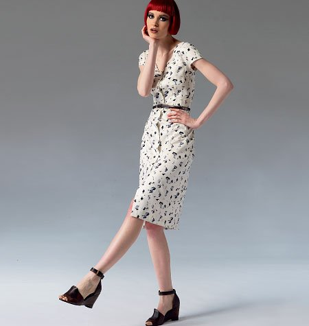 Vogue Patterns Misses'/Misses' Petite Dress 1350