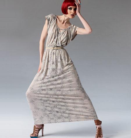 Vogue Patterns Misses Dress 1352