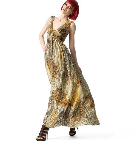 Vogue Patterns Misses Dress 1354