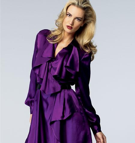 Vogue Patterns Misses' Dress 1358