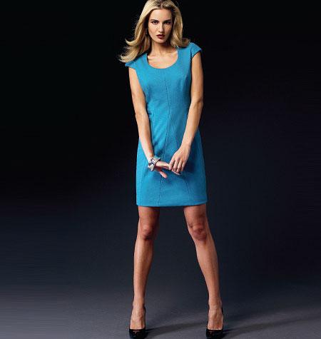 Vogue Patterns Misses' Dress 1360