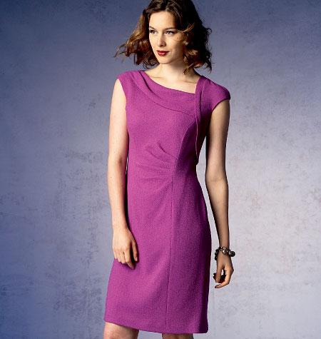 Vogue Patterns Misses' Dress 1369