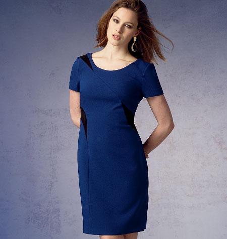 Vogue Patterns Misses' Dress 1370