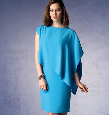 Vogue Patterns Misses' Dress 1373