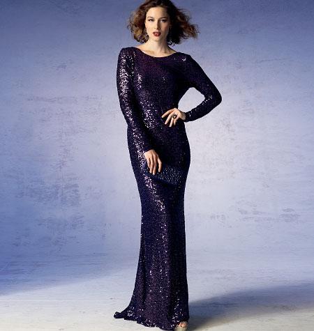 Vogue Patterns Misses' Dress 1374