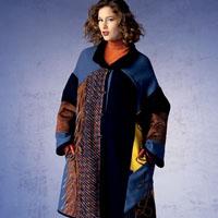 Vogue 1377 Pattern ( Size LRG-XLG-XXL )