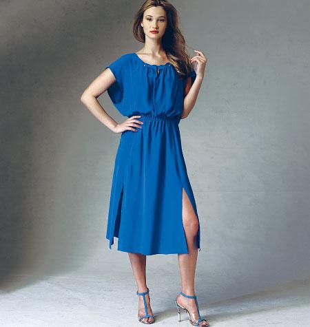 Vogue Patterns Misses' Dress 1379