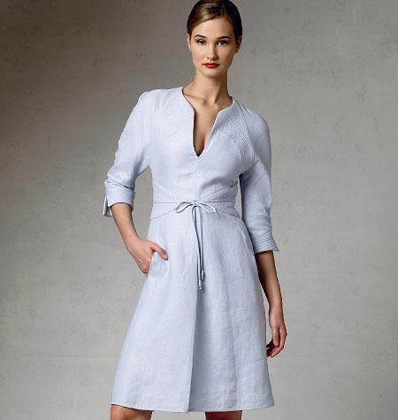 Vogue Patterns Misses' Dress 1381