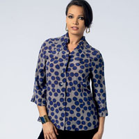 Vogue 1385 Pattern ( Size  )