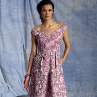 Vogue 1392 Pattern ( Size 16-18-20-22-24 )